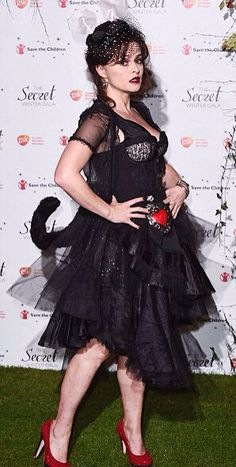 Helena Bonham Carter at the Save The Children Gala 2014
