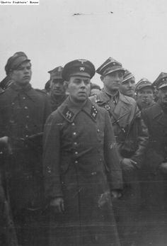 SS-Unterscharführer Paul Hoffmann - chief crematorium. Convicted 14/11/1945, by Special Criminal Court in Lublin on the death penalty by hanging. The sentence was carried out at Majdanek 23.12.1945