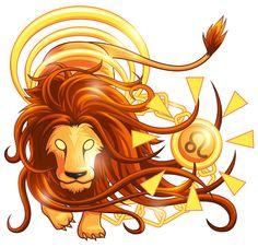 lion par Angga Tantama