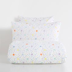 Image of the product Multicoloured Star Print Duvet Cover