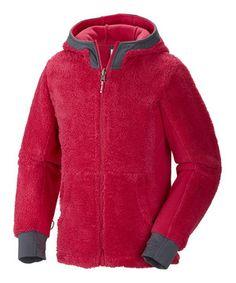 Columbia Sportswear Snow Monkey Jacket - Fleece (For Girls) Monkey Jacket, Snow Monkey, Columbia Sportswear, Columbia Jacket, Hoodies, Sweatshirts, Hooded Jacket, Stripes, Sweaters