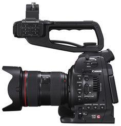 La nouvelle caméra de télévision Canon EOS C100