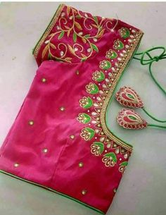 Best 12 Sudhasri hemaswardrobe – Page 435090014002850744 – SkillOfKing. Cutwork Blouse Designs, Kids Blouse Designs, Wedding Saree Blouse Designs, Pattu Saree Blouse Designs, Simple Blouse Designs, Stylish Blouse Design, Hand Designs, Hand Work Blouse Design, Maggam Work Designs