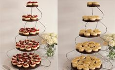 Mini Luxury Cheesecakes by the English Cheesecake Company for your Wedding Day - fashion world and fashion show | fashion world and fashion show