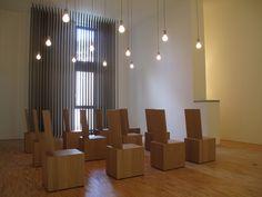 Gemeindezentrum Andachtsraum: Zusammenarbeit mit Architekten zweimeterzehn, Bremen