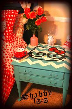 Hello Kitty Tutorial from Shabby Loco {Crafts & DIY #35}