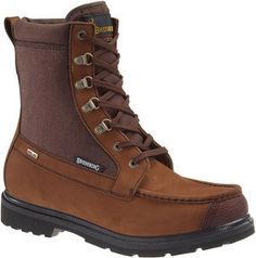 Men's Browning 8 Inch Boot - Cinnamon/Brown