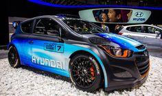 Geneva 2013: Hyundai i20 WRC by randomlurker