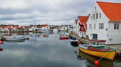 Skudeneshavn , Norway by Richard Larssen on Flickr.