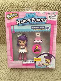 shopkins happy places - Google Search