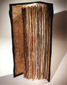 Ars Libri Hand Bookbinding and Book Conservation and Restoration Studio - Gallery: Designer bindings