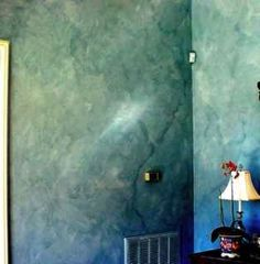 Tuscan Old World Faux Finish Wall Techniques | Wall finishes ...