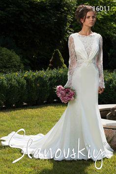 Vestido de Noiva Slanovskiy 16011