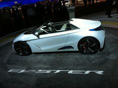 #LA #Auto #Show – #Honda #EV-Ster #Concept is all #Electric #Driver Centric #Sports #Car
