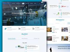 Webpage Design by Swayam Tech Lab