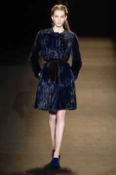 Alberta Ferretti Fall 2013 RTW Collection - Fashion on TheCut