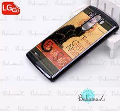 Le Chat Noir Vintage French Advertisement Poster LG G3 Case Cover