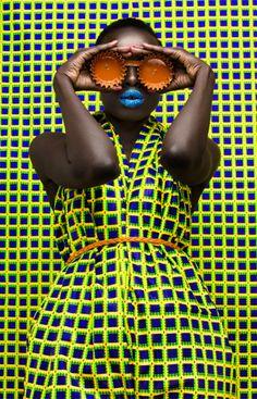 Colour Culture --- Kenyan photographer Thandiwe Muriu