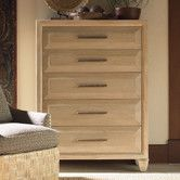 Found it at Wayfair - Road to Canberra Weston Creek 5 Drawer Chest
