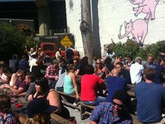 Slide Show | The Best Places to Drink Beer Outside in San Francisco and the East Bay | Serious Eats