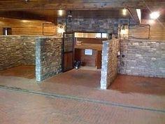 Those wash stalls | The Carousel Horse | carouselhorsetack.com
