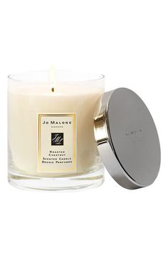 jo malone roasted chestnut limited edition holiday candle