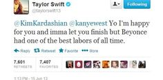 Taylor can actually be funny