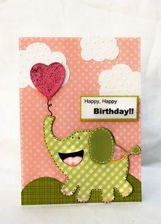 Birthday Bash - elephant