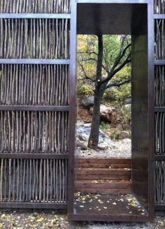 Madera. Li Xiaodong Atelier > Biblioteca Liyuan (10)