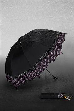 Kadın Şemsiye RW010SIYAH
