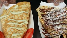 Crepes Crepes, Farmers Market, Artisan, Fresh, Ethnic Recipes, Food, Pancakes, Essen, Craftsman