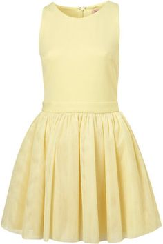 ShopStyle: **Tulle Skirt Dress by Dress Up Topshop