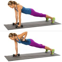 5 moves to work your back side, from the top down!