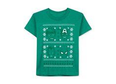 Marvel Little Boy's Avengers Short-Sleeve T-Shirt - Toddler Boys (2T-5T) - Kids & Baby - Macy's