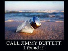 Lost shaker of salt! Yay for Margaritaville!