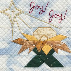 Paper piecing quilts of praise (plus giveaway  half-off deal)