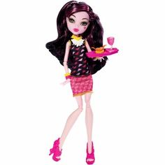Boneca Monster High Sangueteria Draculaura Mattel - R$ 79,99 no MercadoLivre