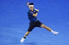 Kei Nishikori Photos - 2016 Australian Open - Day 9 - Zimbio