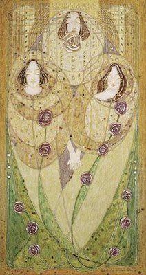 Mystic Marriage by Margaret Macdonald