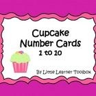 FREE: These cute number cards can be used to play memory, snap, a matching activity and also for a math center / wall display.