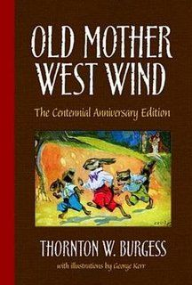 Old Mother West Wind: The Centennial Anniversary Edition (Dover Children's Classics)