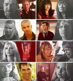 Criminal minds...at their best&at their worst. Such an emotional and amazing show! Love it!!