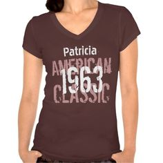 ==> consumer reviews          	50th Birthday Gift 1963 American Classic V10 Tshirts           	50th Birthday Gift 1963 American Classic V10 Tshirts lowest price for you. In addition you can compare price with another store and read helpful reviews. BuyDiscount Deals          	50th Birthday Gif...Cleck See More >>> http://www.zazzle.com/50th_birthday_gift_1963_american_classic_v10_tshirt-235799409773905490?rf=238627982471231924&zbar=1&tc=terrest