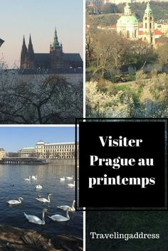 Prague au printemps