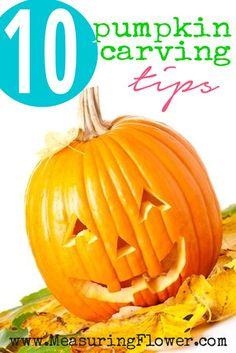 10 Pumpkin Carving T