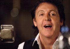 Paul McCartney.. I love this man