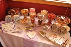 Diy Candy Sweet Table What Sweets Are You Having Moneysavingexpert Forums Ikea For Jars And Bowls