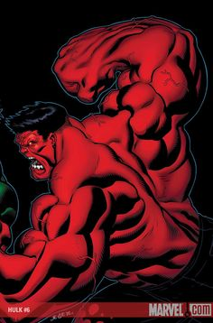 House of Mystery: Hulk rosso