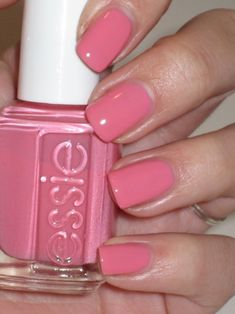 """Cruise Control"", and ""Rasberry Red"" are my two picks, by: Essie"