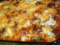 Casserole for a Cold Night